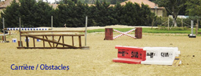 Carrière Obstacles